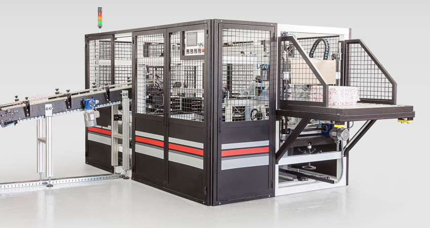 Industrial machinery mechinno packaging