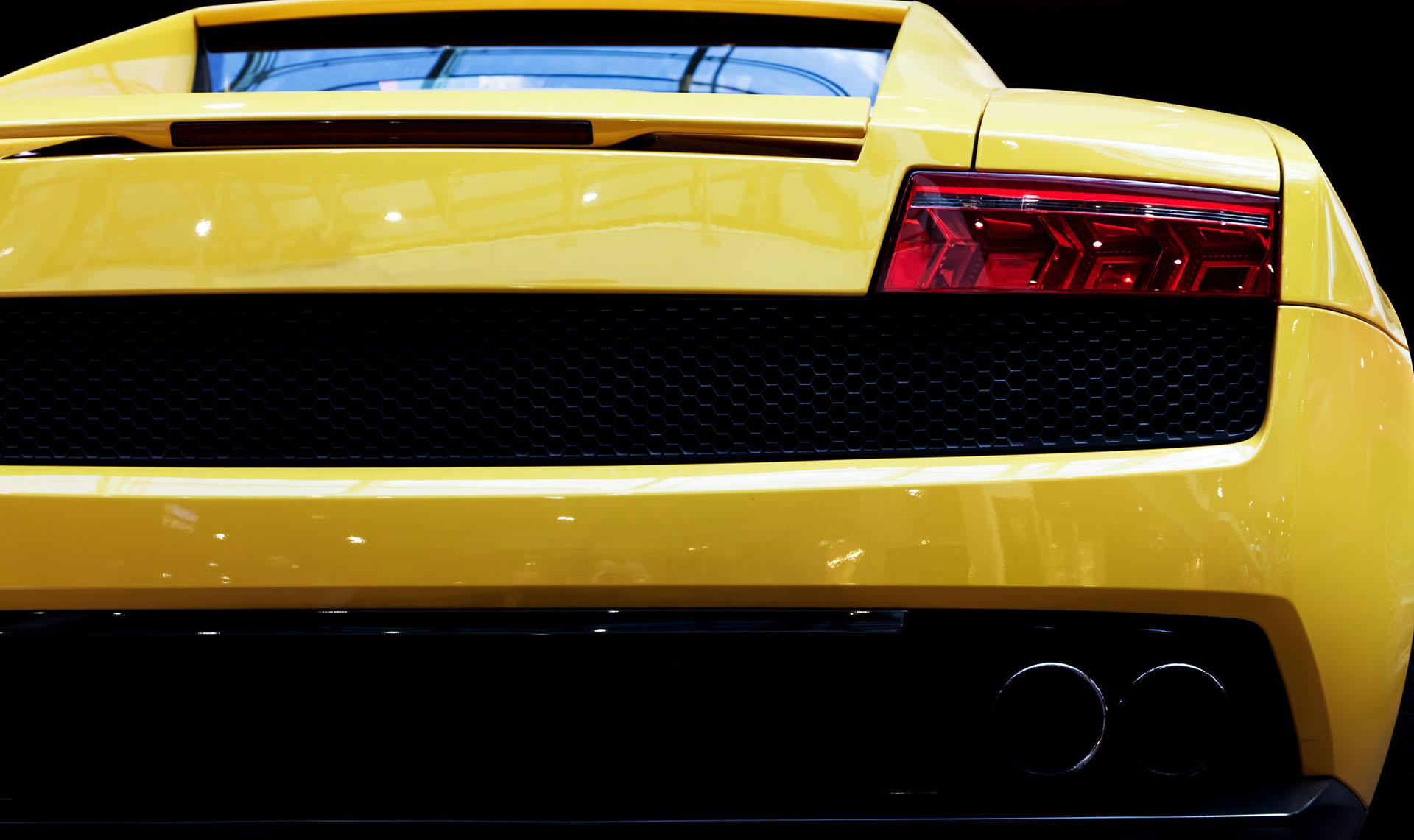 Automotive mechinno supercar lamborghini