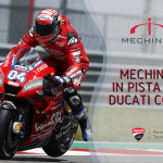 PRESS RELEASE: MECHINNO IS TECHNICAL PARTNER OF DUCATI IN MOTOGP OFFICIAL TEAM
